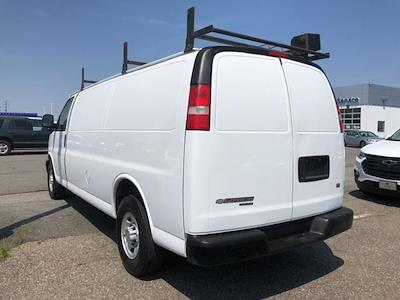 2013 Chevrolet Express 3500 4x2, Upfitted Cargo Van #FR9078A - photo 6
