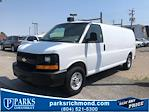2013 Chevrolet Express 3500 4x2, Upfitted Cargo Van #FR9078A - photo 1