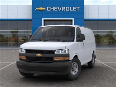 2020 Chevrolet Express 2500 RWD, Empty Cargo Van #FR9302 - photo 6