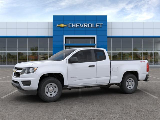 2020 Chevrolet Colorado Extended Cab 4x4, Pickup #FR9366 - photo 18