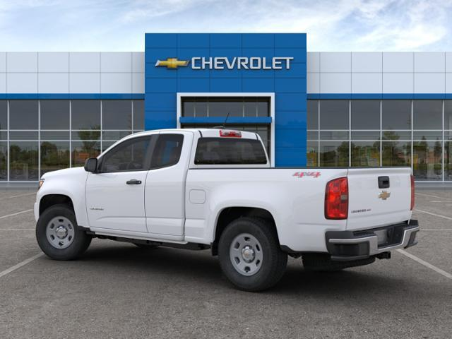 2020 Chevrolet Colorado Extended Cab 4x4, Pickup #FR9366 - photo 19
