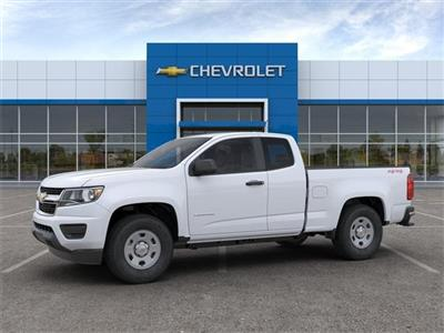 2020 Chevrolet Colorado Extended Cab 4x4, Pickup #FR9366 - photo 3