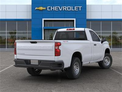 2020 Chevrolet Silverado 1500 Regular Cab 4x4, Pickup #FR9431X - photo 2