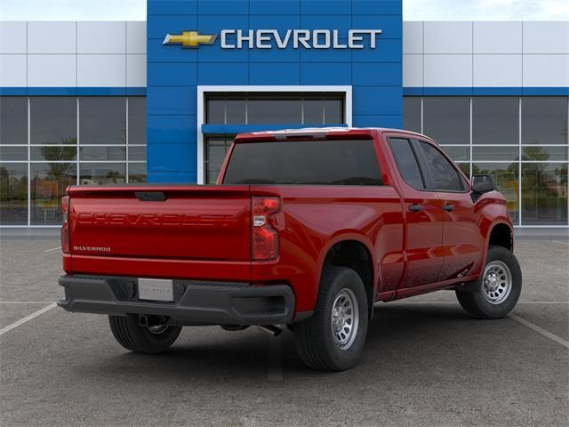 2020 Chevrolet Silverado 1500 Double Cab RWD, Pickup #FR9915 - photo 2