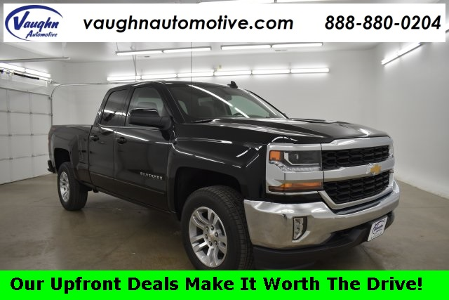 2019 Silverado 1500 Double Cab 4x4,  Pickup #127662 - photo 1