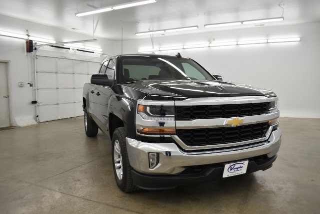 2019 Silverado 1500 Double Cab 4x4,  Pickup #127662 - photo 3