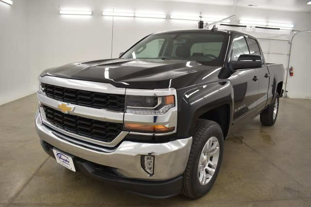 2019 Silverado 1500 Double Cab 4x4,  Pickup #127662 - photo 5