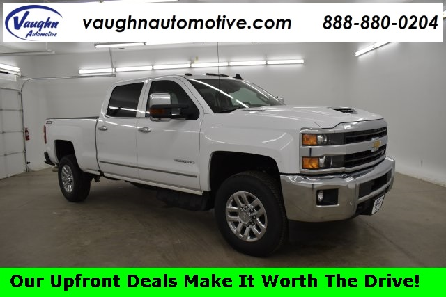 2019 Silverado 3500 Crew Cab 4x4,  Pickup #143625 - photo 1