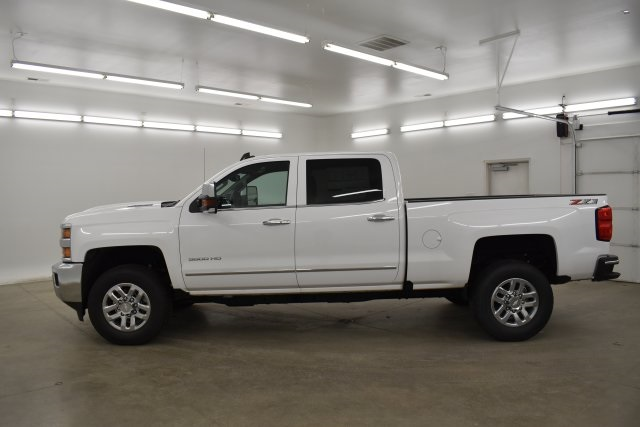 2019 Silverado 3500 Crew Cab 4x4,  Pickup #143625 - photo 7