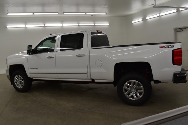 2019 Silverado 3500 Crew Cab 4x4,  Pickup #143625 - photo 8