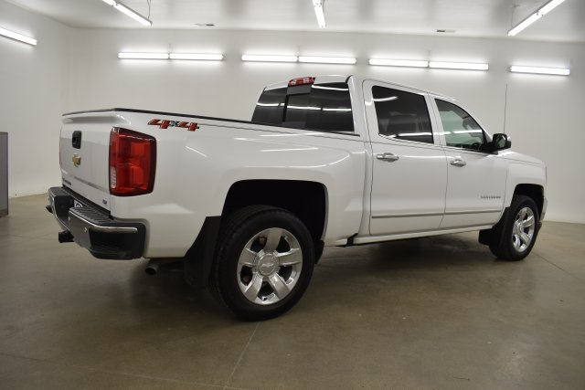 2018 Silverado 1500 Crew Cab 4x4,  Pickup #563992 - photo 2