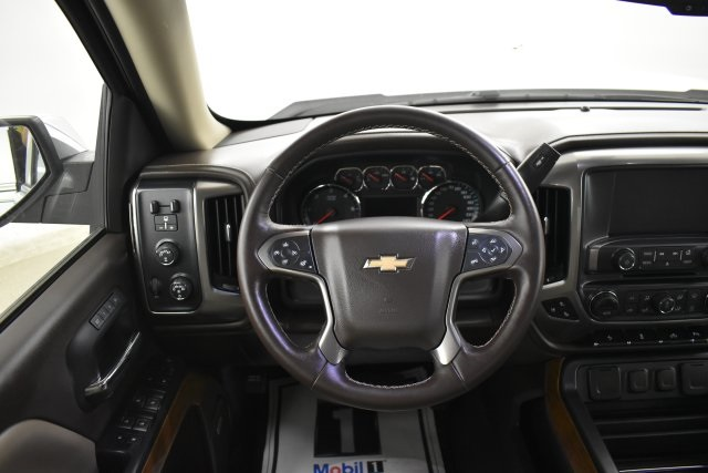 2018 Silverado 1500 Crew Cab 4x4,  Pickup #563992 - photo 13