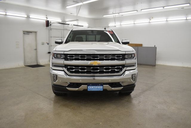 2018 Silverado 1500 Crew Cab 4x4,  Pickup #563992 - photo 4