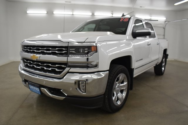 2018 Silverado 1500 Crew Cab 4x4,  Pickup #563992 - photo 5