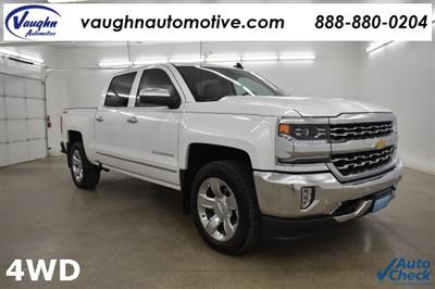 2018 Silverado 1500 Crew Cab 4x4,  Pickup #563992 - photo 1