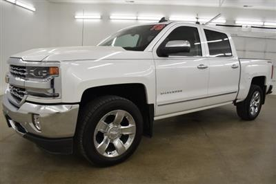 2018 Silverado 1500 Crew Cab 4x4,  Pickup #563992 - photo 6