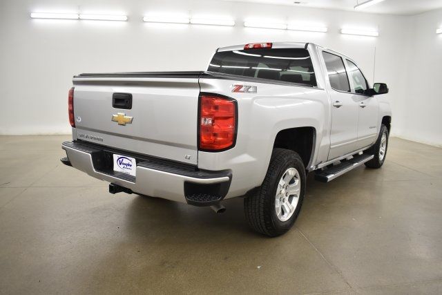 2018 Silverado 1500 Crew Cab 4x4,  Pickup #575330 - photo 11