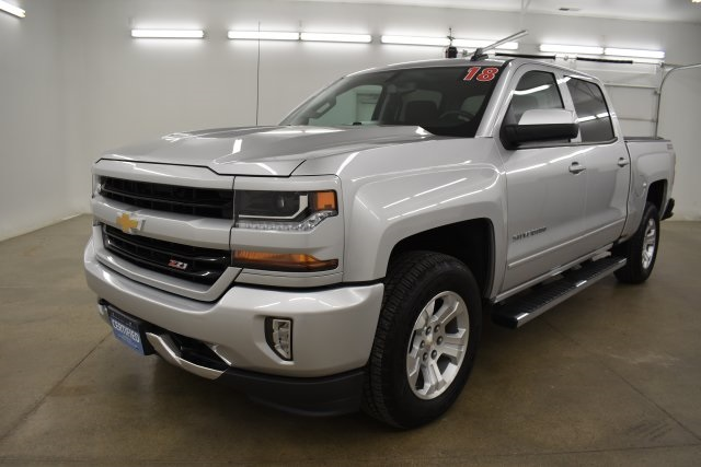 2018 Silverado 1500 Crew Cab 4x4,  Pickup #575330 - photo 5