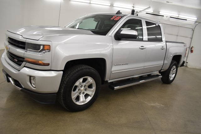 2018 Silverado 1500 Crew Cab 4x4,  Pickup #575330 - photo 6