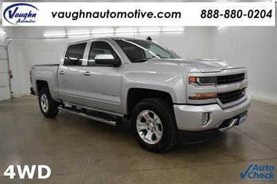 2018 Silverado 1500 Crew Cab 4x4,  Pickup #575330 - photo 1