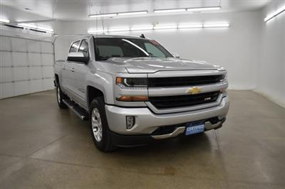 2018 Silverado 1500 Crew Cab 4x4,  Pickup #575330 - photo 3