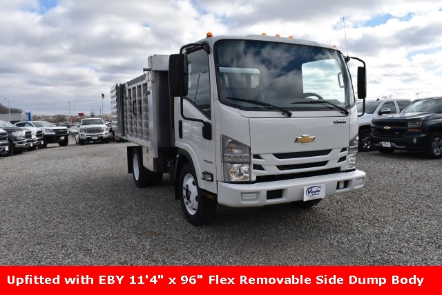 2018 LCF 4500 Regular Cab,  Cab Chassis #805960 - photo 3