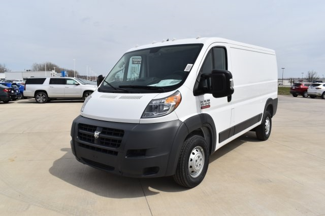2018 ProMaster 1500 Standard Roof FWD,  Empty Cargo Van #C131581 - photo 5