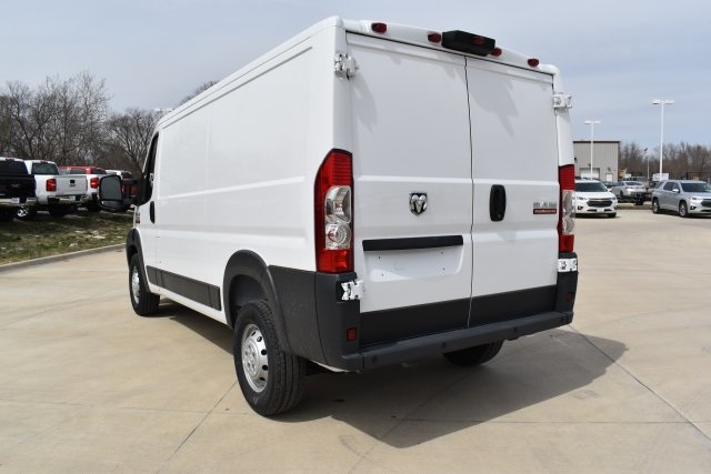 2018 ProMaster 1500 Standard Roof FWD,  Empty Cargo Van #C131581 - photo 9