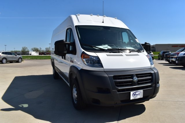 2018 ProMaster 3500 High Roof FWD,  Empty Cargo Van #C134286 - photo 3