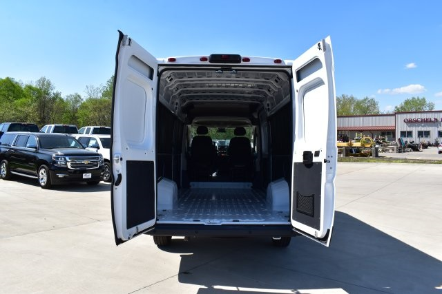 2018 ProMaster 3500 High Roof FWD,  Empty Cargo Van #C134286 - photo 2