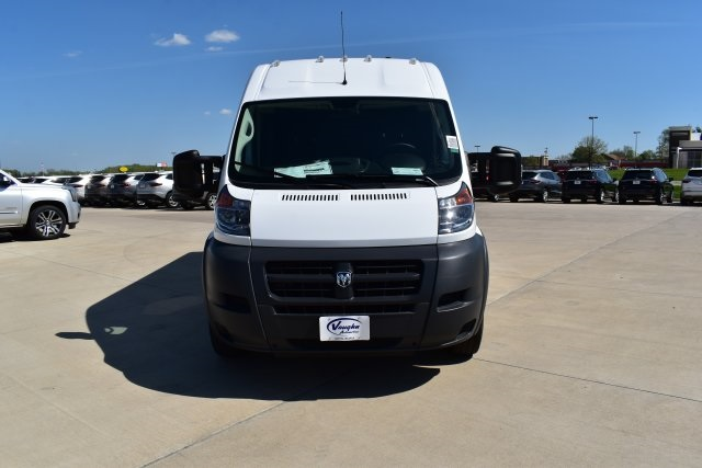 2018 ProMaster 3500 High Roof FWD,  Empty Cargo Van #C134286 - photo 4