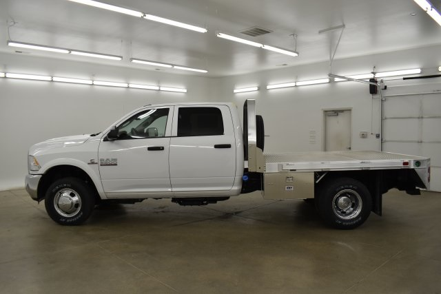 2018 Ram 3500 Crew Cab DRW 4x4,  M H EBY Platform Body #C312743 - photo 7