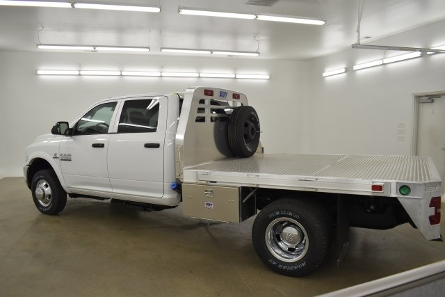 2018 Ram 3500 Crew Cab DRW 4x4,  M H EBY Platform Body #C312743 - photo 8