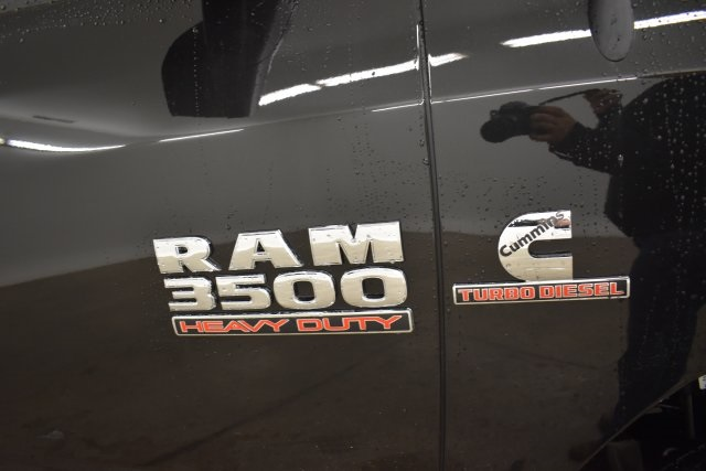 2018 Ram 3500 Crew Cab DRW 4x4,  Pickup #C343438 - photo 28