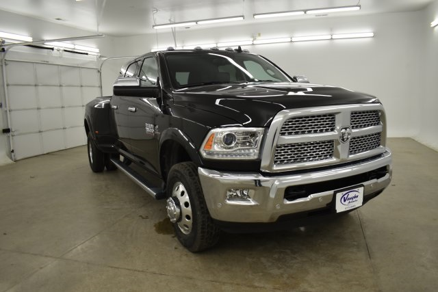 2018 Ram 3500 Mega Cab DRW 4x4,  Pickup #C374318 - photo 4