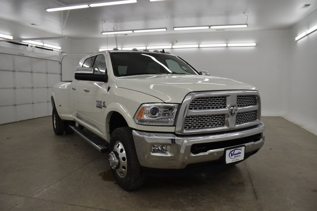 2018 Ram 3500 Mega Cab DRW 4x4,  Pickup #C374319 - photo 3
