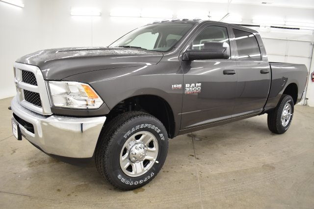 2018 Ram 3500 Crew Cab 4x4,  Pickup #C384711 - photo 4