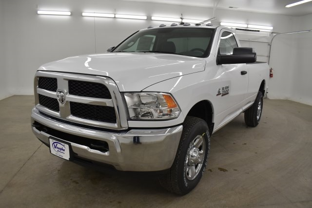 2018 Ram 2500 Regular Cab 4x4,  Pickup #C406455 - photo 4