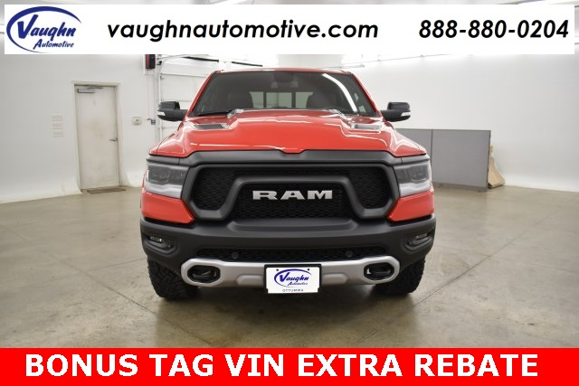 2019 Ram 1500 Crew Cab 4x4,  Pickup #C565714 - photo 6