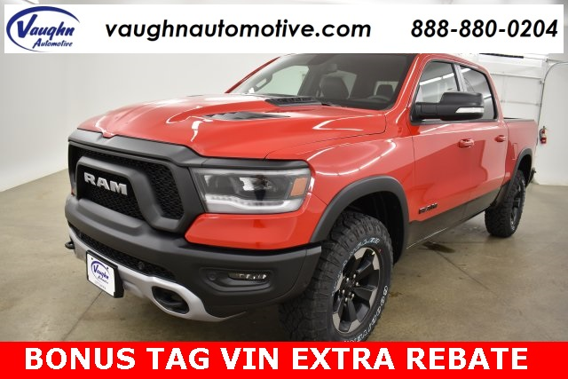2019 Ram 1500 Crew Cab 4x4,  Pickup #C565714 - photo 3