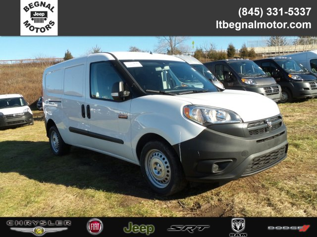 2018 ProMaster City FWD,  Empty Cargo Van #P18107 - photo 1