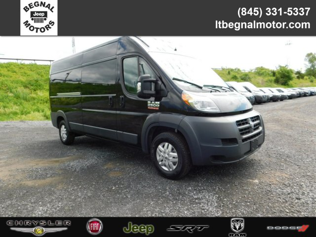 2018 ProMaster 2500 High Roof 4x2,  Upfitted Cargo Van #P1825 - photo 1