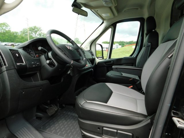 2018 ProMaster 2500 High Roof 4x2,  Upfitted Cargo Van #P1825 - photo 8