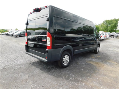 2018 ProMaster 2500 High Roof 4x2,  Upfitted Cargo Van #P1825 - photo 4