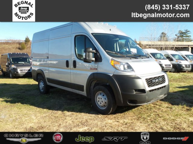 2019 ProMaster 1500 High Roof FWD,  Empty Cargo Van #P1905 - photo 1