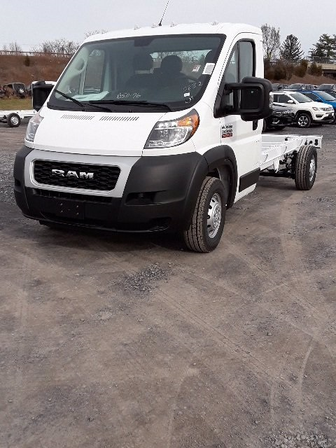 2020 Ram ProMaster 3500 FWD, Cab Chassis #P2018 - photo 1