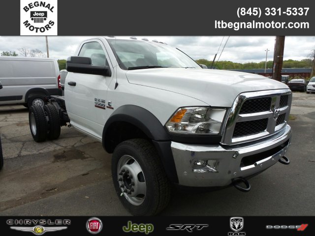 2017 Ram 5500 Regular Cab DRW 4x4,  Cab Chassis #T17138 - photo 1