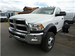 2017 Ram 5500 Regular Cab DRW 4x4,  Cab Chassis #T17138 - photo 4