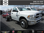 2018 Ram 3500 Regular Cab DRW 4x4,  Cab Chassis #T18193 - photo 1