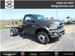 2018 Ram 5500 Regular Cab DRW 4x4,  Cab Chassis #T18199 - photo 1